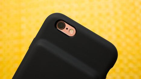 Tu iPhone pronto se podría cargar con energía solar | Noticias | Scoop.it