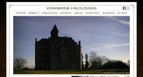 Kirkbride Buildings - Historic Insane Asylums | Modern Ruins, Decay and Urban Exploration | Scoop.it