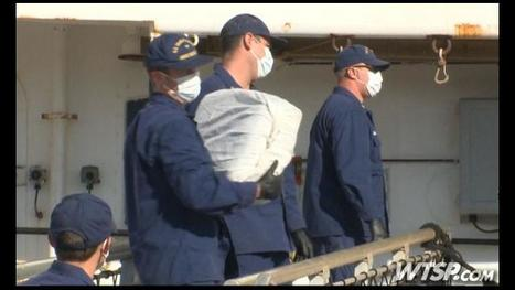 Coast Guard unloads $45 million in seized cocaine in St. Petersburg | wtsp.com | NARKOTYKI | Scoop.it