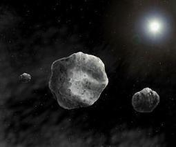 New law establishes ownership rights for space minerals   More Commercial Space News   Scoop.it