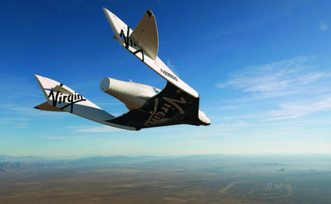 Virgin Galactic Counts 625 Customers For Suborbital Trips | The NewSpace Daily | Scoop.it