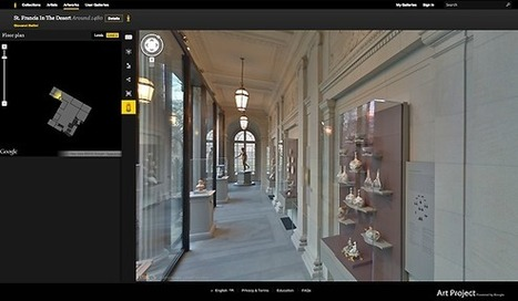 Google Art Project | The Frick Collection | Education Technology - theory & practice | Scoop.it