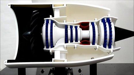 3D Printing Jet Engine #3DThursday | Heron | Scoop.it