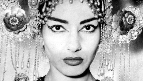Maria Callas: Voice Of Perfect Imperfection   OperaMania   Scoop.it