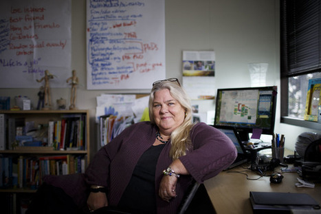Jan Johnston-Tyler, CEO of EvoLibri, on helping workers with Aspergers, other ... - San Jose Mercury News | autism | Scoop.it