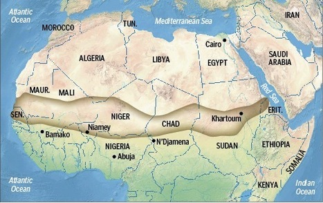 The Sahel: An Introduction | Effects of Drought, Famine and War Across the Sahel | Scoop.it