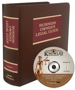 Get Business Owner's Legal Guide Books and DVDs Online | knowlespublishing | Scoop.it
