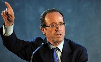 """Ne tirez pas sur Hollande"" | Causeur | Hollande 2012 | Scoop.it"