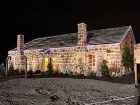 Sweet! World's largest gingerbread house raises money for hospital | It's Show Prep for Radio | Scoop.it