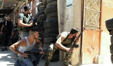 #Syria: foreign extremists fight against the army   From Tahrir Square   Scoop.it