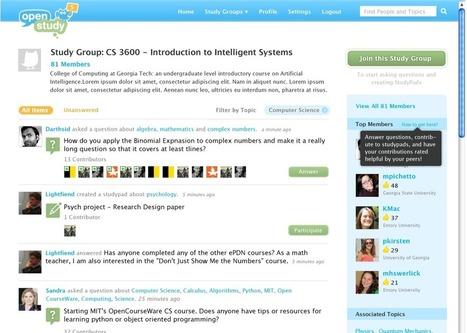 Grupos de estudio 2.0: prepara los exámenes desde el móvil | IPad en educación | Scoop.it