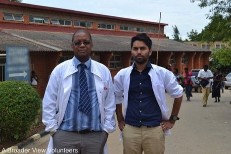 "Review Sailesh Narsinh Volunteer in Lusaka, Zambia Medical Program | ""#Volunteer Abroad Information: Volunteering, Airlines, Countries, Pictures, Cultures"" 