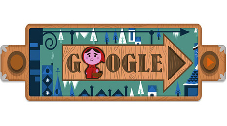 Le Fiabe dei Fratelli Grimm nel doodle di Google | InTime - Social Media Magazine | Scoop.it