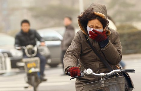 China vows 'harsh punishment' for toxic smog culprits | Sustaining Values | Scoop.it