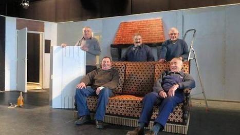 Les décorateurs de la troupe du Bois-Geffray s'activent | La Haye Fouassière | Scoop.it