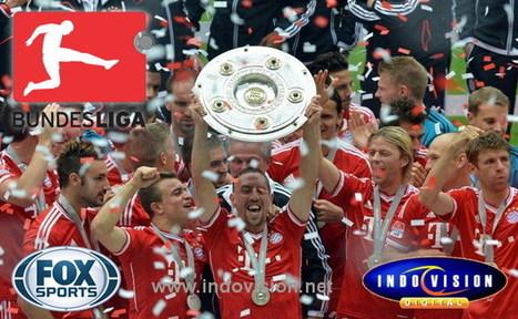 Fox Sports Tayangkan Live Bundesliga Musim Terbaru Paling Komplit | Indovision Digital Television | Scoop.it