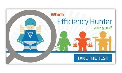 What type of efficiency hunter are you? | Oneserve | Field Service Management | Scoop.it