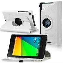 Orbit 360 Case for Google Nexus 7 FHD (2nd Gen 2013) White | Nexus 7 Case | Scoop.it