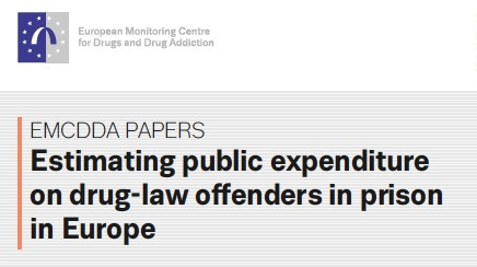 EMCDDA   Estimating public expenditure on drug-law offenders in prison in Europe   Drugs, Society, Human Rights & Justice   Scoop.it