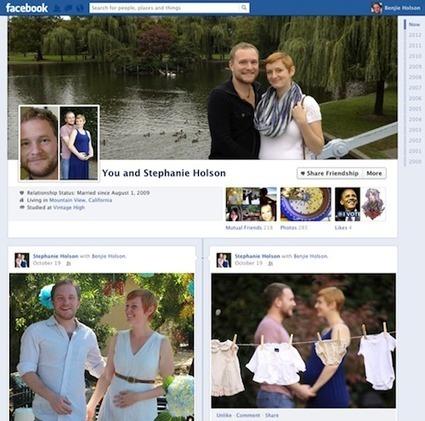Facebook converts 'friendship pages' to Timeline format with ... | Tout sur Facebook et les pages facebook | Scoop.it