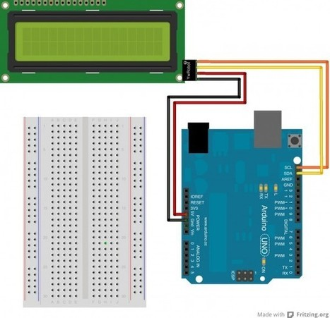 µCI – Arduino Serial LCD   µ Control It   Arduino&Raspberry Pi Projects   Scoop.it