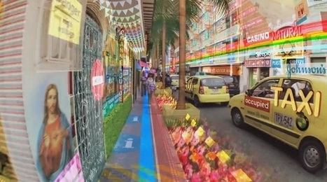 La Hyper-Reality di Keiichi Matsuda | Mondi Virtuali - Virtual Worlds | Scoop.it