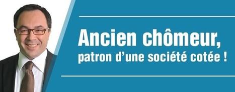 Ancien chômeur, patron d'une société cotée ! | Christian Person | Autoentrepreneurs | Scoop.it