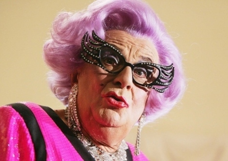 Dame Edna Everage brings retirement tour to the Capital - Latest news - Scotsman.com | Today's Edinburgh News | Scoop.it