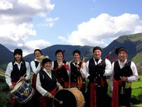 Spanish bagpipe band formed in Kendal, UK | Spanish Bagpipes Today | Scoop.it
