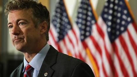 Rand Paul Sues Obama Administration Over FATCA | Legal content from ... - WealthManagement.com | FATCA | Scoop.it