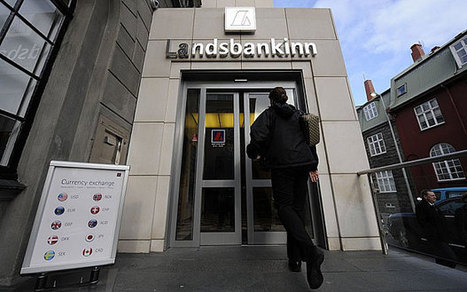 Iceland looks at ending boom and bust with radical money plan | economics | Scoop.it