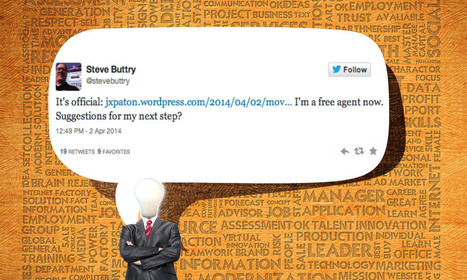 6 Ways to Use Twitter in the Job Search - American Journalism Review | Career Development | Scoop.it