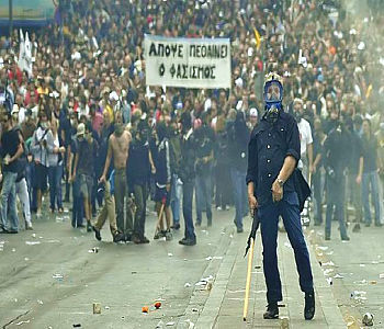 Greek military prepares for mass repression | Revolutionary news | Scoop.it
