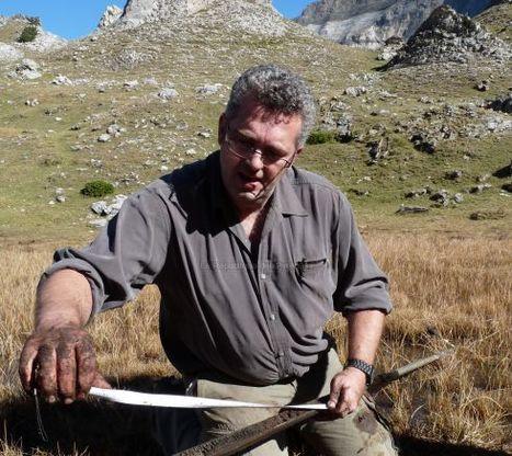Pyrénées : la fôret efface peu à peu les paysages formés par l'Homme - LaRépubliquedesPyrénées | World Neolithic | Scoop.it