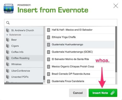 5 Apps That Make Evernote Even Better | TechTalk | Scoop.it