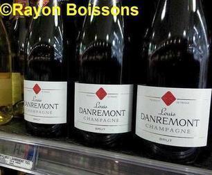 #SystèmeU revoit l'identité de sa gamme de champagnes. #Danremont | Vos Clés de la Cave | Scoop.it