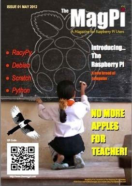 The MagPi: a Raspberry Pi community magazine   Raspberry Pi   Scoop.it
