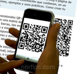 Cómo crear, usar y leer los códigos QR, generador gratis | Tools, Tech and education | Scoop.it