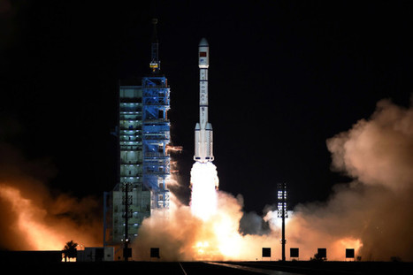 China's longest human spaceflight mission begins on the Chinese space station | Vous avez dit Innovation ? | Scoop.it