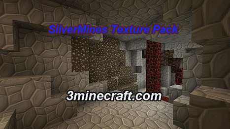 SilverMines Resource Pack for Minecraft 1.6.3/1.6.2 | Minecraft Resource Packs 1.7.10, 1.7.2 | Scoop.it