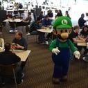 Harlem Shake at Nintendo Features Luigi - WebProNews | History of Nintendo Consoles | Scoop.it