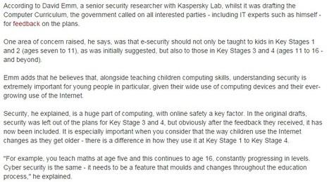 Fiveyearolds to learn coding in school   21st Century Classroom   Scoop.it
