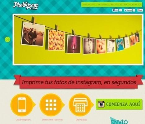Nueva opción para crear imanes, fotos y cuadros canvas a partir de Instagram, ahora en México | creatividad publicidad | Scoop.it