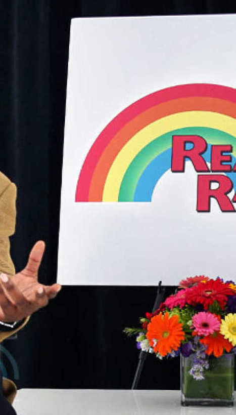 Reading Rainbow launches iPad app, we go hands-on (video) - Engadget | Tools You Can Use | Scoop.it