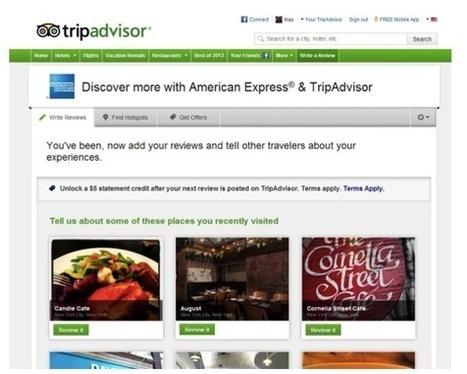 Gagner de l'argent en déposant des avis sur TripAdvisor | Restauration & stratégie digitale | Scoop.it