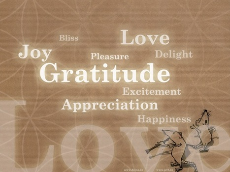 In reverence, gratitude and humility | Quantum Attractitude | Scoop.it