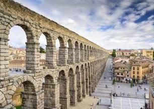 El hallazgo de un sestercio cambia la edad del acueducto de Segovia | Romanización en España e Galicia | Scoop.it