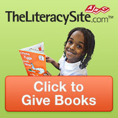 Click every day to give books to kids. | Adult Literacy | Scoop.it