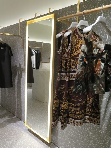 Now Open: Designer Shop-in-Shops at Nordstrom Seattle | Fashion Law and Business | Scoop.it