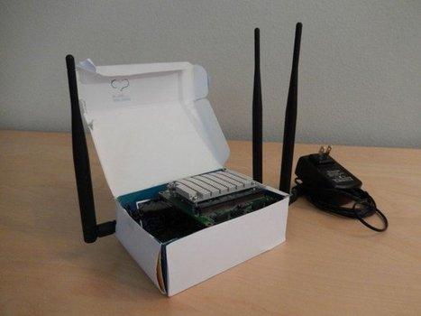 Proxyham : Un relais wifi pour protéger votre anonymat en ligne | Libertés Numériques | Scoop.it
